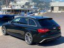 Audi RS4 AVANT 4.2 V8 TFSI 450 CV QUATTRO S TRONIC 7 - MONACO Noir Metal  - 19