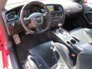 Audi RS5 4.2 V8 FSI 450CH QUATTRO S TRONIC 7 Rouge  - 2