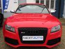 Audi RS5 4.2 V8 FSI 450CH QUATTRO S TRONIC 7 Rouge  - 6