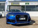 Audi RS6 Bleu  - 2