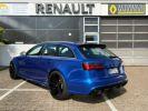 Audi RS6 Bleu  - 5