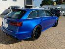 Audi RS6 Bleu  - 11