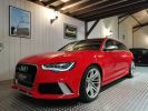 Audi RS6 4.0 TFSI 560 CV Rouge  - 2
