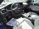 Audi RS6 AVANT 4.0L TFSI Tipt 560Ps /Pack Carbone int et ext Echap Sport .... bleu sepang  - 9