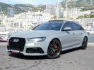 Audi RS6 AVANT III (2) 4.0 TFSI 560 QUATTRO TIPTRONIC Gris Nardo Occasion - 1