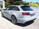 Audi RS6 Performance V8 4.0 TFSI 605 Quattro Tiptronic 8 Gris Clair  - 5