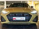 Audi RS6 SLINE vert tactique  - 2
