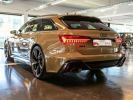 Audi RS6 SLINE vert tactique  - 4