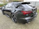 Audi RS6 SLINE cuir noir   - 7