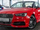 Audi S3 CABRIOLET 2.0 TFSI 300 QUATTRO  Rouge effet perlé  - 1