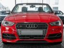 Audi S3 CABRIOLET 2.0 TFSI 300 QUATTRO  Rouge effet perlé  - 2