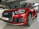 Audi SQ5 Audi SQ5 3.0 TFSI quattro 354ch* Toit Pano Ouvrant* B&O* Caméra* Hayon Elect* 1er Main* Garantie 12 mois rouge  - 1