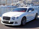 Bentley Continental GT Speed COUPE W12 635 CV - MONACO Blanc   - 1