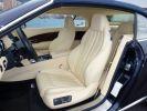 Bentley Continental GTC GTC II V8 CABRIOLET 507 CV Bleu métal Occasion - 11