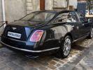 Bentley Mulsanne Noir Métal  - 3