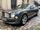 Bentley Mulsanne 6.75 V8 Gris Tungsten  - 1