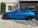 BMW M2 BLEU  - 2