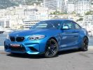 BMW M2 F87 COUPE 3.0 DKG7 Bleu Long Beach métal Vendu - 3