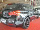 BMW Série 1 116d Aut. M Sport LED+NAVI+18 Noir  - 5