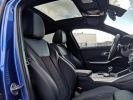 BMW Série 3 G20 330iA 258 M SPORT 9 500km Bleu Métallisé Occasion - 4