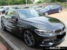 BMW Série 4 420d Cabrio NOIR PEINTURE METALISE  Occasion - 3