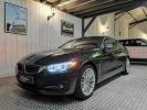 BMW Série 4 Gran Coupe 420 XDA 190 CV LUXURY  Gris  - 2