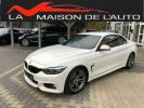 BMW Série 4 M blanc  - 1