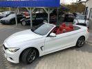 BMW Série 4 M blanc  - 7