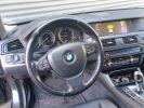 BMW Série 5 serie f10 520d 184 luxe bva i Gris Foncé Occasion - 12