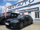 BMW Série 5 Touring (G31) 520IA 184CH M SPORT STEPTRONIC EURO6D-T Noir  - 1