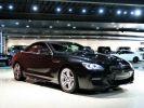 BMW Série 6 BMW 640d Cabrio*PACK M-SPORT*GPS/GARANTIE 12 MOIS  noir  - 3