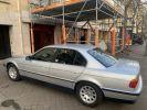 BMW Série 7 Gris argent métallisé  Occasion - 3