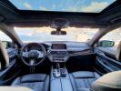 BMW Série 7 (G11) (2) 745E 394 M SPORT Noir Saphir Métal Occasion - 22