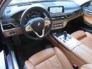 BMW Série 7 (G11/G12) 740IA 326CH EXCLUSIVE Noir Occasion - 2