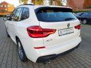 BMW X3 BMW X3 xDrive 20d M Sport blanc  - 8
