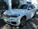 BMW X5 F15 XDRIVE40EA 313CH M SPORT BLANC Occasion - 1