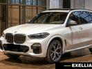 BMW X5 M50d  BLANC PEINTURE METALISE  Occasion - 5