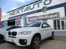 BMW X6 (E71) XDRIVE30DA 245CH M SPORT Blanc  - 1