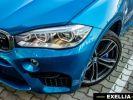 BMW X6 M 4.4 575  BLEU Occasion - 1
