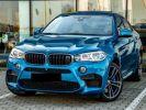 BMW X6 M 4.4 575  BLEU Occasion - 4