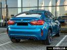 BMW X6 M 4.4 575  BLEU Occasion - 6
