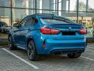 BMW X6 M 4.4 575  BLEU Occasion - 7