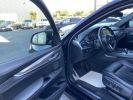 BMW X6 M 4.4 V8 BI-TURBO 575ch (F86 )BVA8 BLEU FONCE  - 8