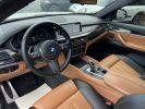 BMW X6 XDRIVE 40 D M-SPORT 313ch (F16) BVA8 BLANC  - 8