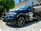 BMW X6 xDrive30d 258 ch M Sport A / Camera 360° / Toit Panoramique / Jantes 21 pouces / GPS / Garantie 12 mois  Noir métallisée   - 1