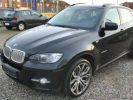 BMW X6 xDrive35d A / exclusive/09/2010 noir métal  - 1