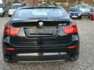 BMW X6 xDrive35d A / exclusive/09/2010 noir métal  - 6