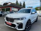 BMW X7 30d M Sport 7 Places PANO Blanc  - 1
