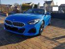 BMW Z4 ROADSTER M40I bleu misano  Occasion - 1