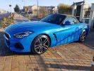 BMW Z4 ROADSTER M40I bleu misano  Occasion - 3